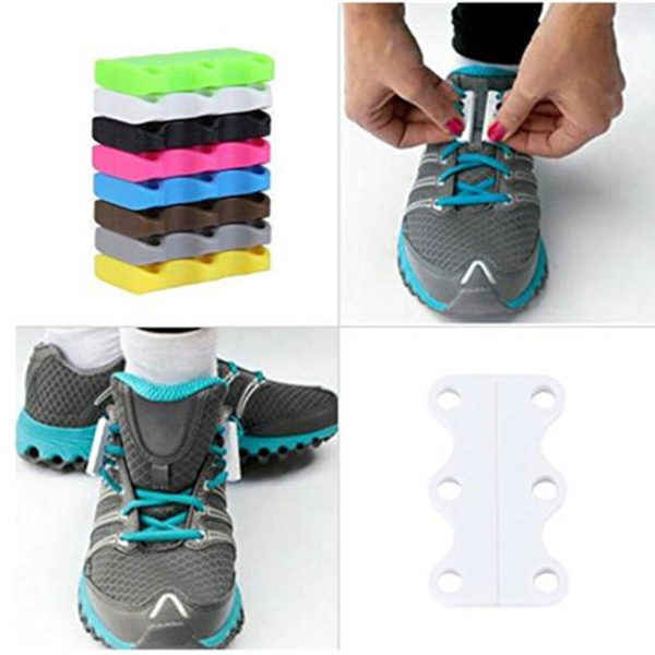 1 Pair Large/Small Sizes Magnetic Shoe Buckles